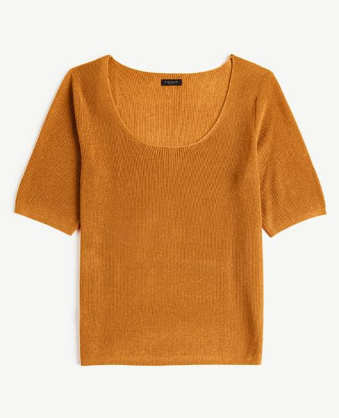 Ann Taylor Lightweight Sweater Tee