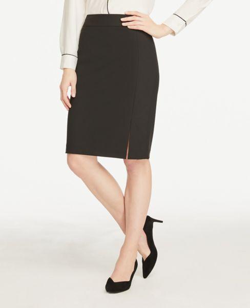Ann Taylor Slit Pencil Skirt