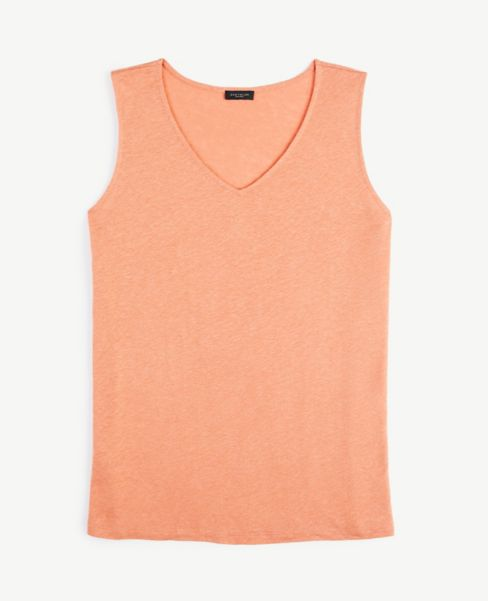 Ann Taylor V-Neck Tank Top