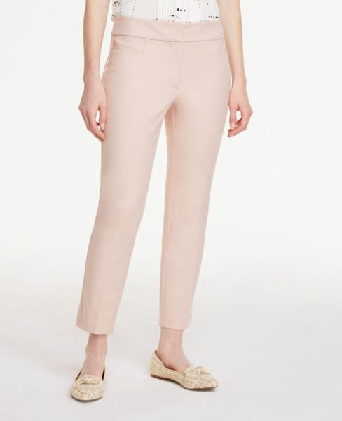 Ann Taylor Petite Curvy Ankle Pants