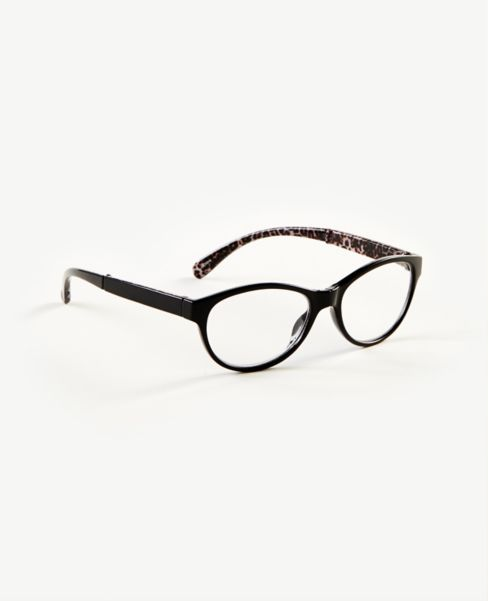 Ann Taylor Cheetah Print Foldable Reading Glasses