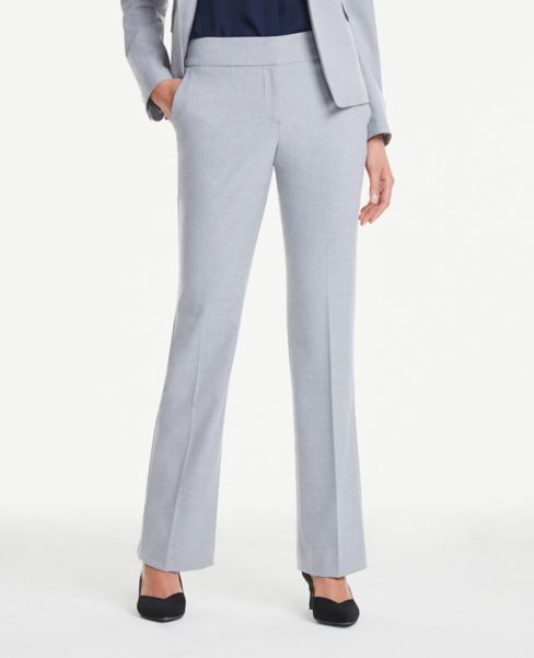 Ann Taylor Petite Curvy Trouser Pants
