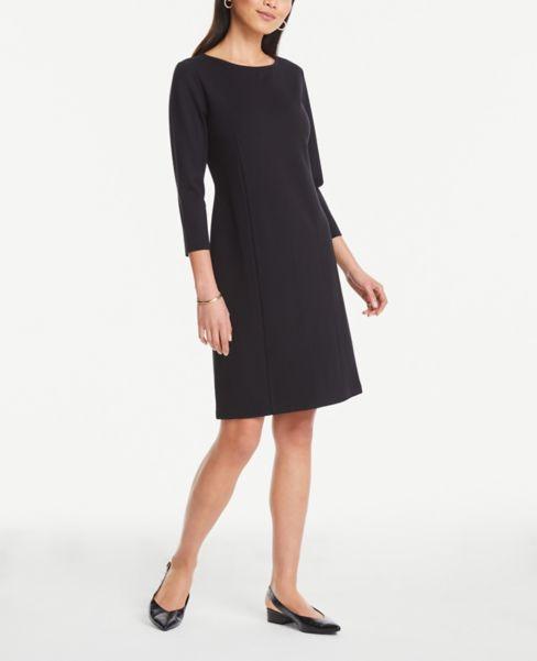 Ann Taylor Ponte Dress
