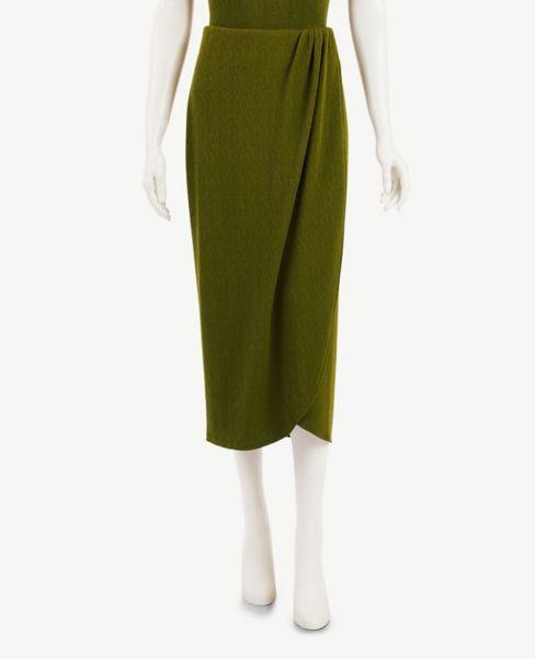 Ann Taylor Sarong Skirt