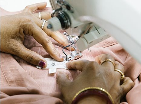 HOW OUR CLOTHES ARE MADE