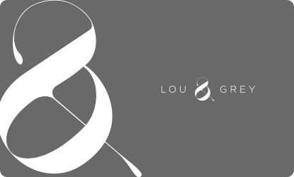 Gift Card Lou Grey