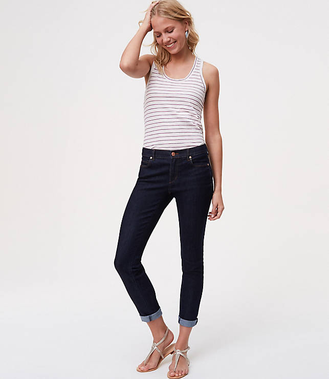 9bf45f7ad0f Modern Skinny Jeans in Dark Rinse Wash