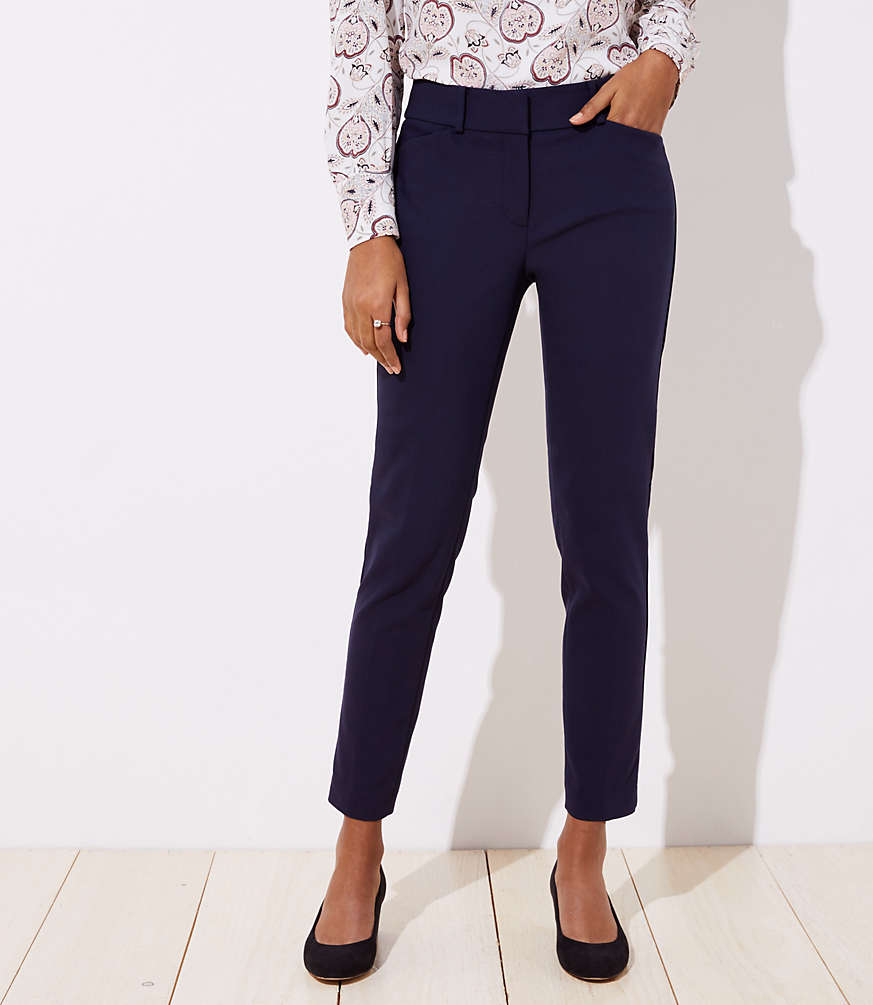 24e784c1e8 Skinny Ankle Pants in Julie Fit | LOFT