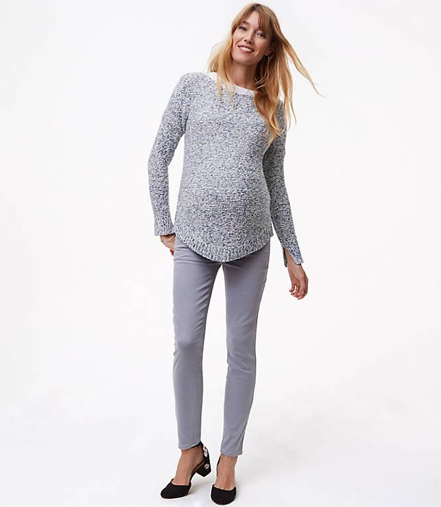 Petite Maternity Skinny Jeans