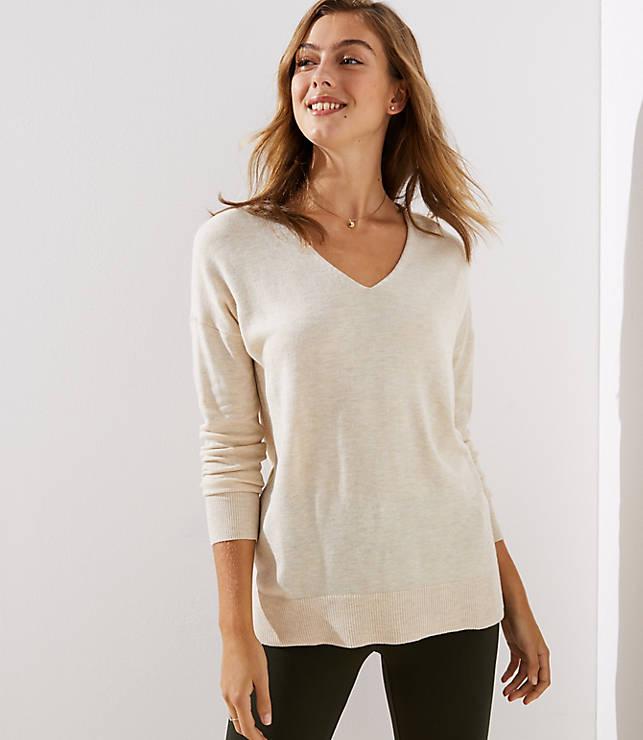 efa683536531 V-Neck Sweater