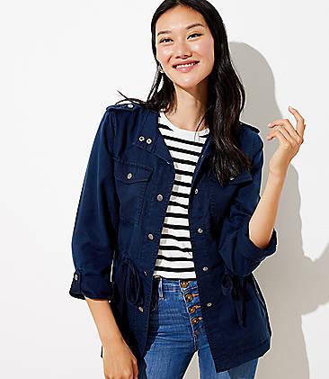 d5068f0ef6e Outerwear for Women | LOFT