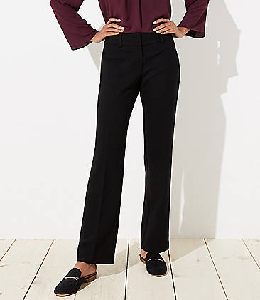 d731d01bcb59d4 Trousers in Doubleweave in Julie Fit