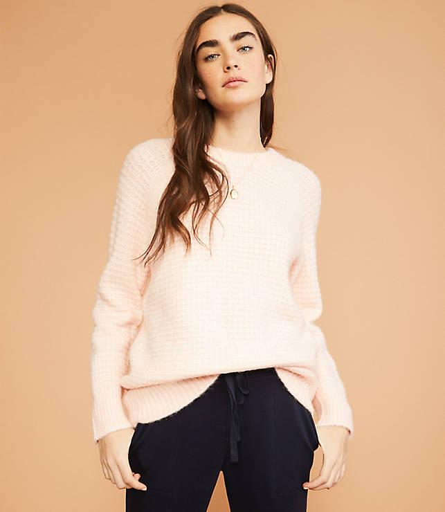 416ce390d1b Lou   Grey Texturestitch Sweater