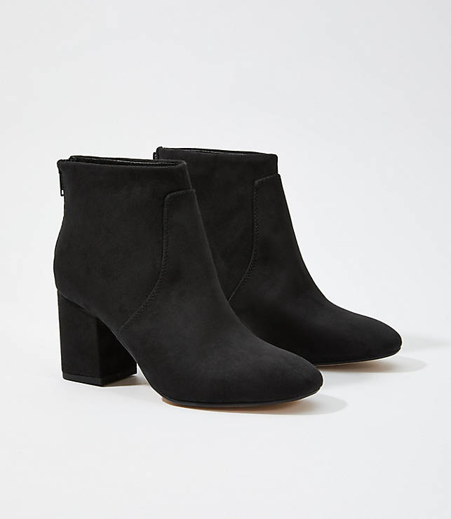 fa42855065b7 Block Heel Ankle Boots