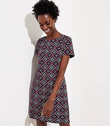 3ce6db2a3709f Beige & Red Ladies' Dress Sale: Swing Dresses, Wrap Dresses ...