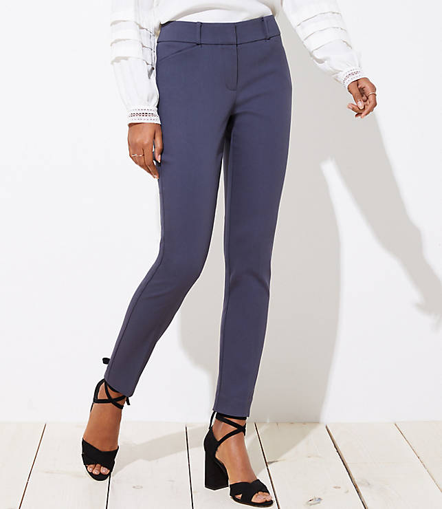 Petite Straight Leg Pants In Marisa Fit by Loft