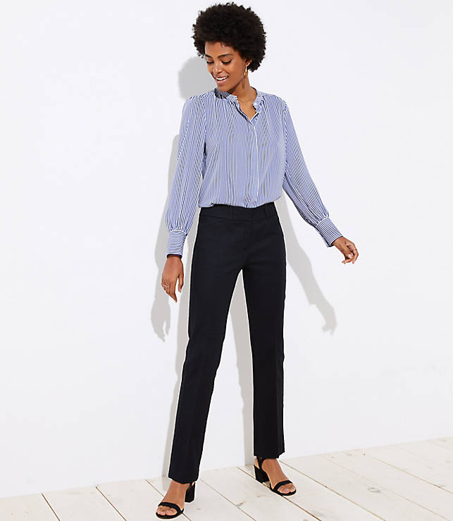 Petite Straight Leg Pants in Julie Fit
