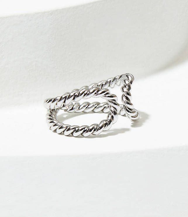 Adjustable Rope Ring by Loft
