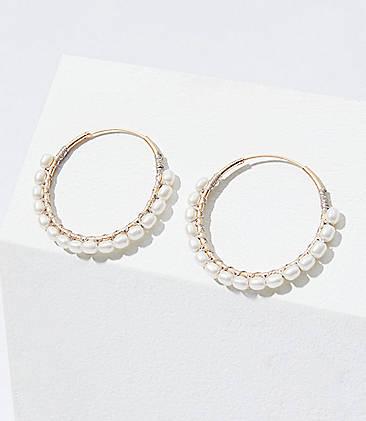 f0acf1a84b99a Jewelry for Women: Earrings, Neckalces & Bracelets | LOFT