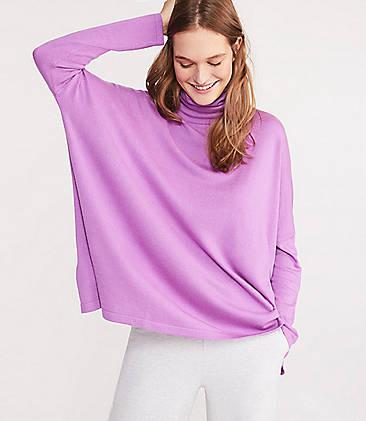 7a4ef885e1c Purple & Black Sale Tops & Sweaters for Women | Lou & Grey