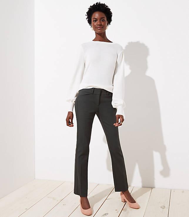 Petite Straight Leg Pants in Marisa Fit
