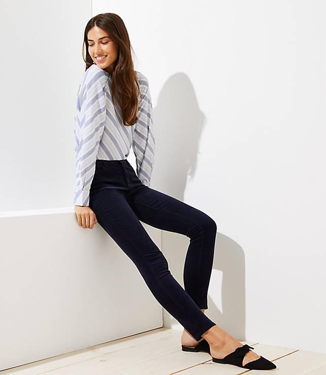 1bcf6b43dfec4f Tall Modern Skinny Corduroy Pants | LOFT