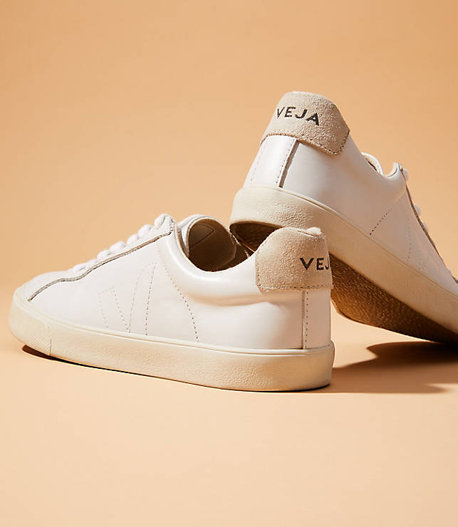 382a02f64b Opens in a new window or tab. Image 1 of 2 - Veja Esplar Leather Extra White  Pierre Natural Puxador