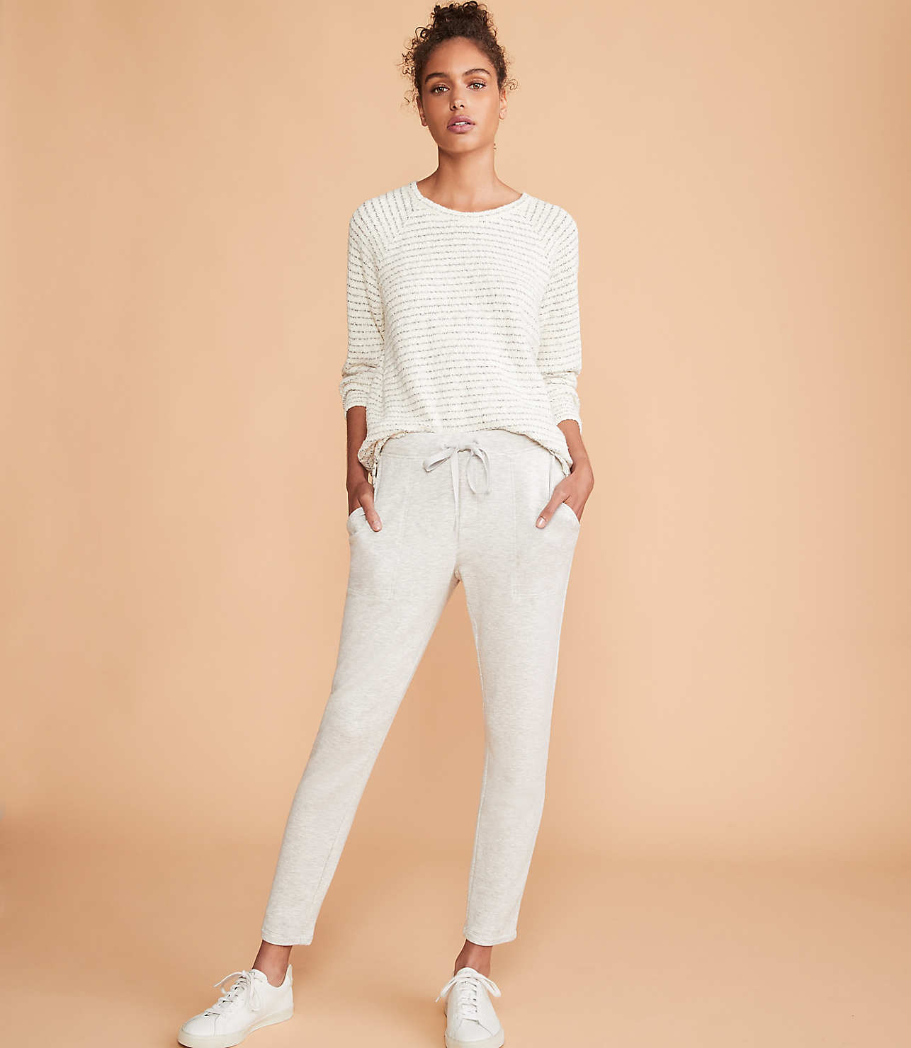 Lou & Grey Signature Softblend Sweatpants, the best loungewear, the best sweat pants, athleisure