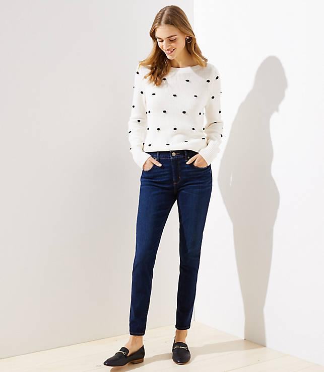 7e629ec24f4 Modern Soft Skinny Jeans in Luxe Dark Wash