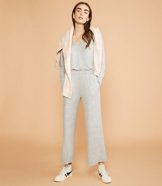 3d75d659157b Lou   Grey Brushmarl Jumpsuit