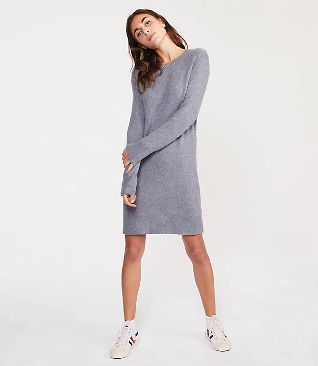 4b0a42db1b59c9 Lou   Grey Sweater Dress