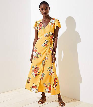 1e2d90a91e Ladies' Dress Sale: Swing Dresses, Wrap Dresses & Jumpsuits | LOFT