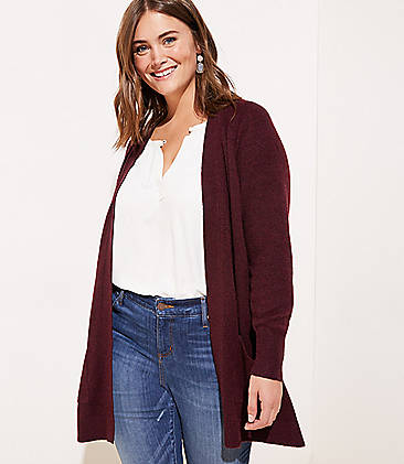 863f77b648 Cardigan Plus Size Sweaters for Women
