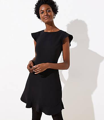 Black Petite Dresses For Women Loft