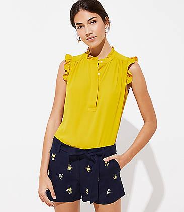 6425b6d2b Sale Shorts for Women | LOFT