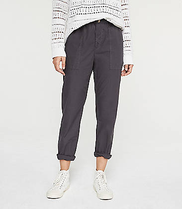 08c69ad126 Lou   Grey Poplin Pants