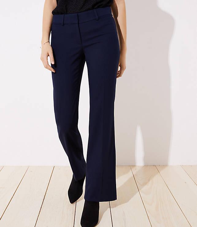Petite Trousers in Twill in Julie Fit