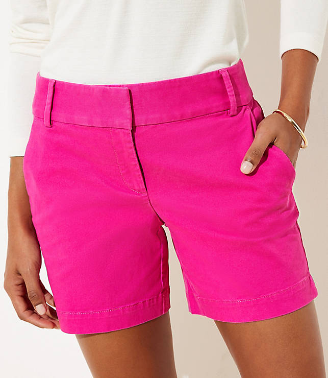 Riviera Shorts with 6 Inch Inseam
