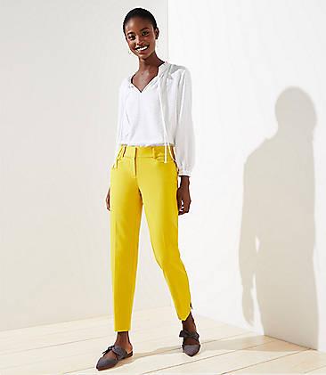 119ba13bde33 Sale Pants for Women: Leggings & Work Pants on Sale | LOFT