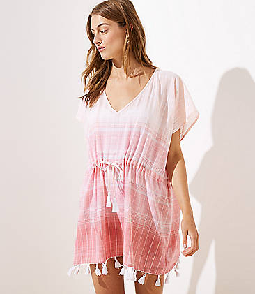 e69860119159c Swim & Beach Cover-Ups, Kimonos & Kaftans | LOFT Beach
