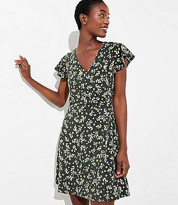 2d74d83c13 Ladies' Dress Sale: Swing Dresses, Wrap Dresses & Jumpsuits | LOFT