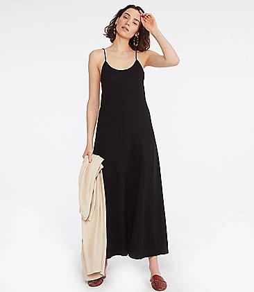 cb50a6515ef3 ... 118 Lou   Grey Windowpane Strappy Maxi Dress