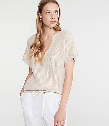 f74cf7d75e8 ... 59.50 Lou   Grey Split Neck Sweater