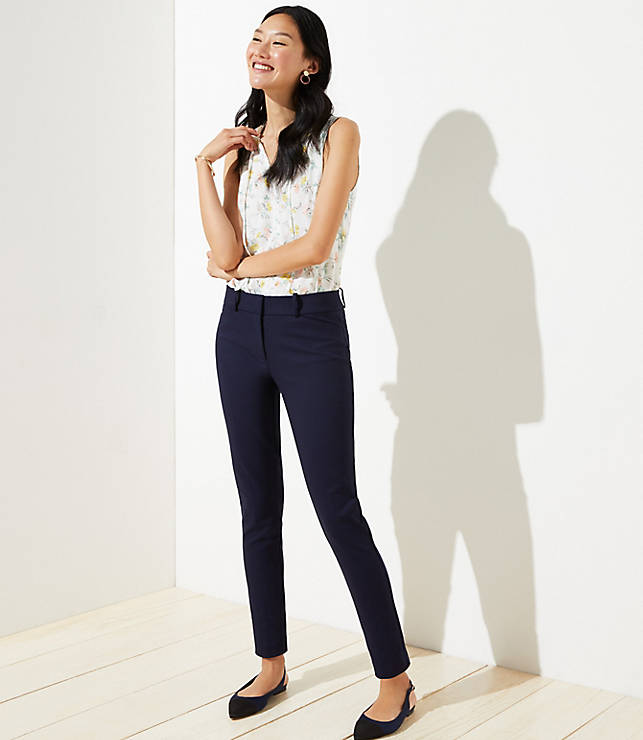 230b66fd686a1 Petite Skinny Ankle Pants in Marisa Fit | LOFT