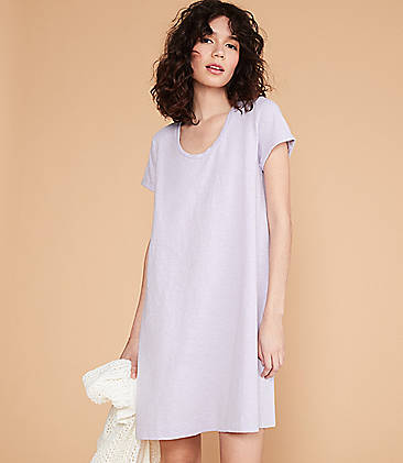 a09a48f6d0 Lou   Grey Cuffed Tee Dress