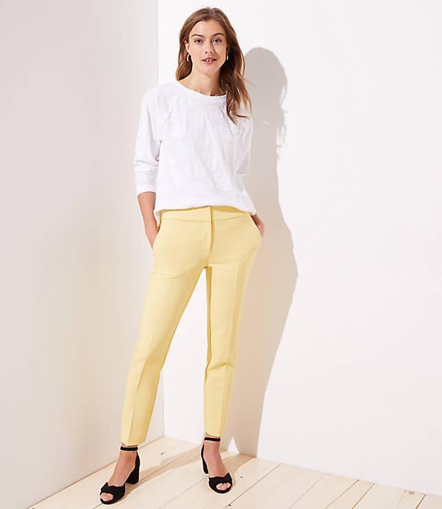 Petite Slim Pencil Pants in Marisa Fit