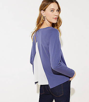 4af71bd7e8ac63 Sale Tops: Women's Shirts on Sale| LOFT