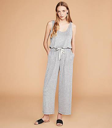 99d2c3368f55 Lou & Grey Brushmarl Jumpsuit
