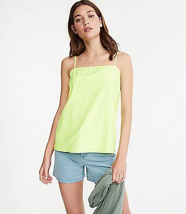 9b921085 Shirts & Blouses: Button-Down, Silk & Chambray | Lou & Grey