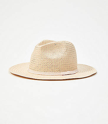 55e8d36bc9dd89 Hats for Women: Straw Hats & Fedoras | LOFT